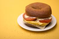 Breakfast Eggwich