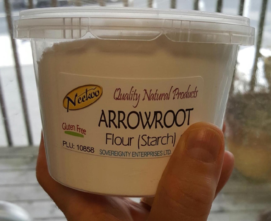 Neekoo Arrowroot Powder