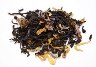 Hazelnut Black Tea at Humani-T Cafe Halifax NS