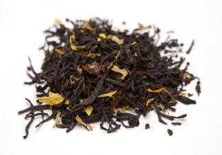Pumpkin Spice Black Tea at Humani-T Cafe Halifax NS