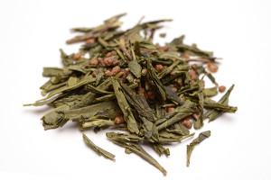 Japan Genmaicha Organic Green Tea at Humani-T Cafe Halifax NS