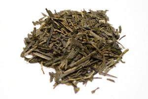 Sencha Green Tea at Humani-T Cafe Halifax NS
