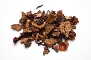 Bella Coola Organic Herbal Tea at Humani-T Cafe, Halifax NS