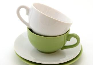 Le Palais Tea Cup at Humani-T Cafe