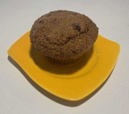 Vegan Date Bran Muffin