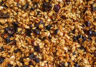 Granola & Cereal