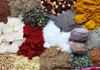 Spices, Seasonings, and Condiments