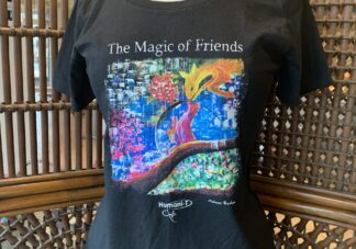 Local Art, Printed On T-shirts